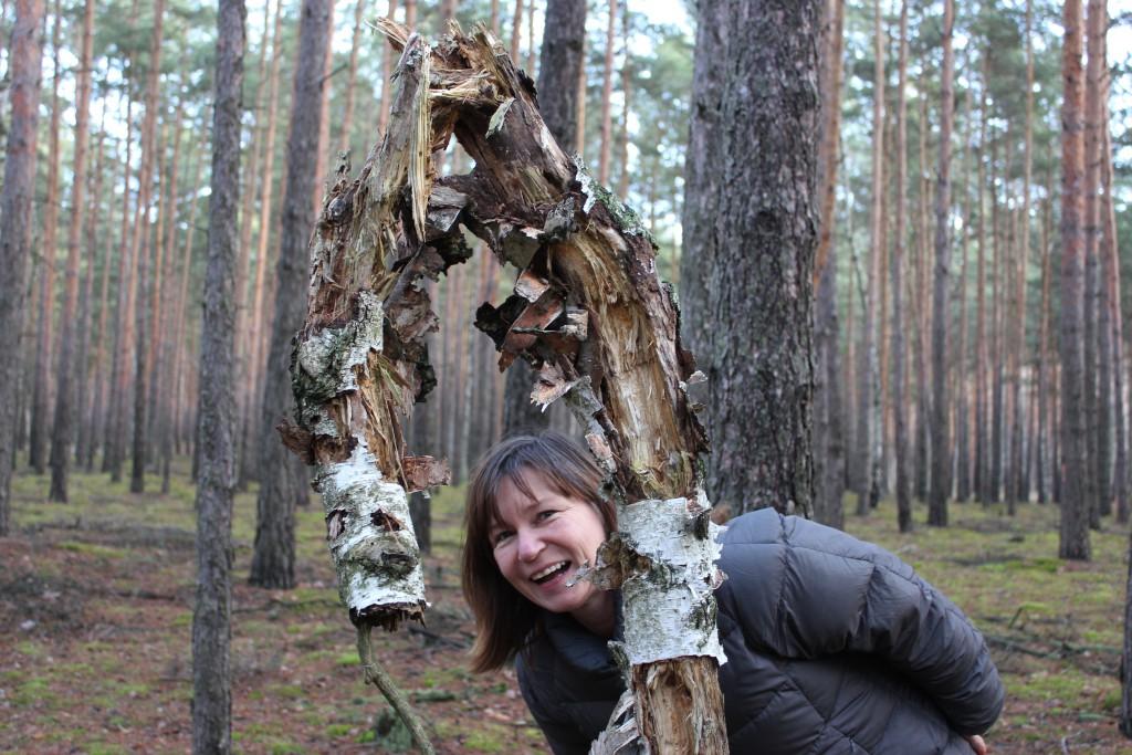 Märchentante im Stangenwald